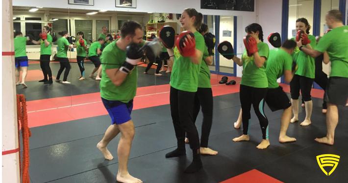 Boxtraining für die Optimierung unserer Fitness