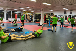Fitness und Spass in Aarau